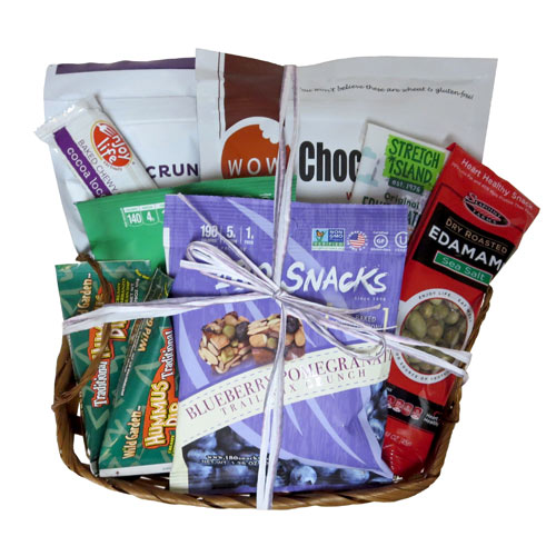 Great gifts gift baskets gluten free picnic gift basket negle Gallery