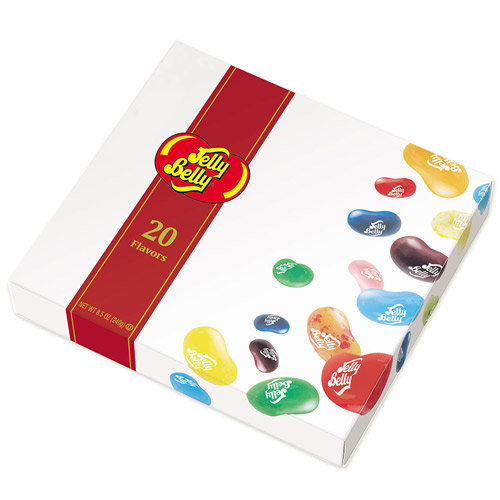 Jelly Belly 20 Flavor Gift Box 2-pack
